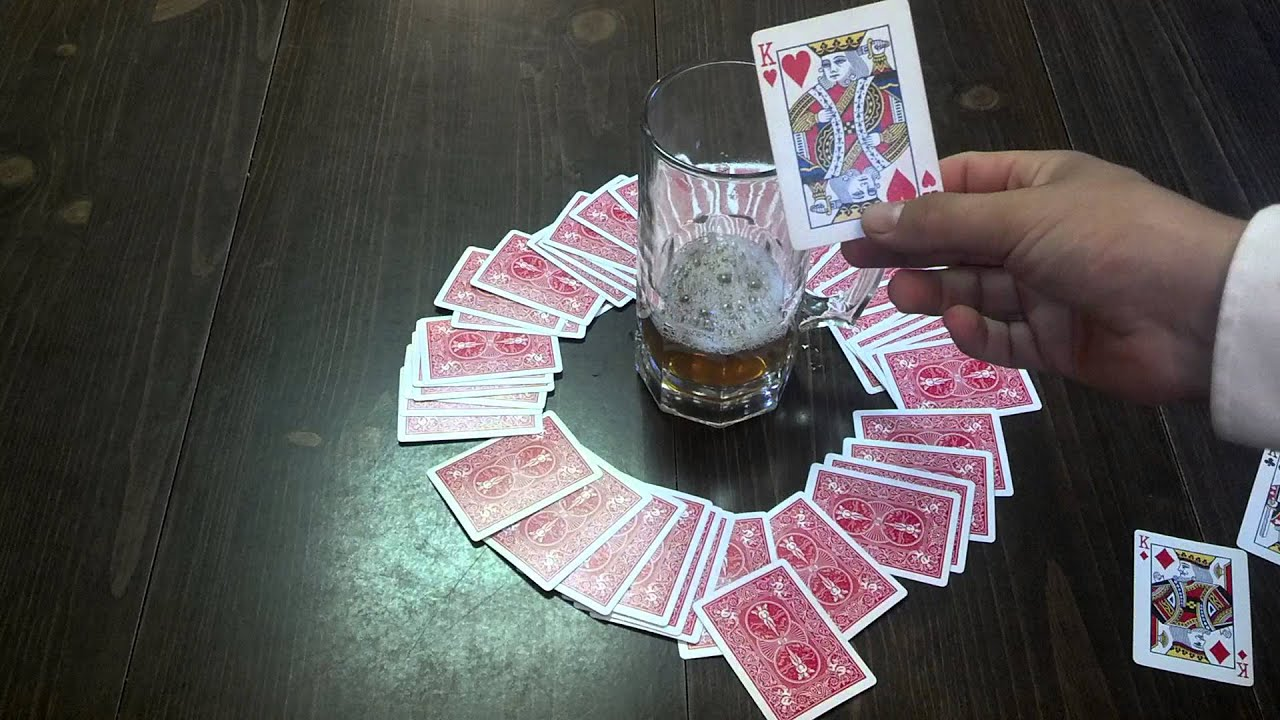 Drinking games kings cup youtube mozeypictures Images