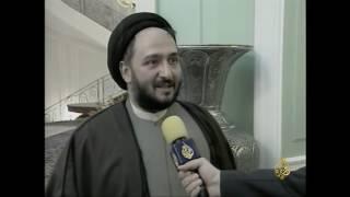 أرشيف- مباحثات بين أمير دولة قطر والرئيس الإيراني