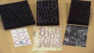 Fabulous Foam - 10 New Foam Stamps by Joggles.com