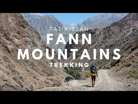 Fann Mountains Trekking, Tajikistan: Haft Kul To The Lakes