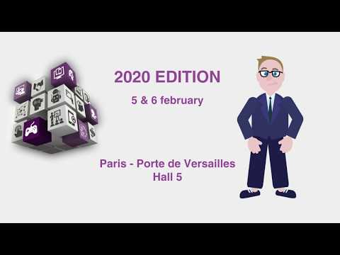 LEARNING TECHNOLOGIES FRANCE 2020 - 5th-6th February