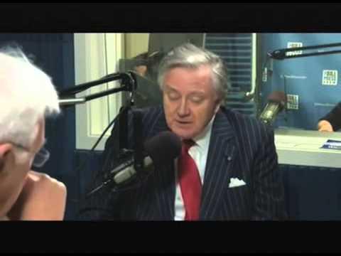 Former Senator Larry Pressler with Bill Press