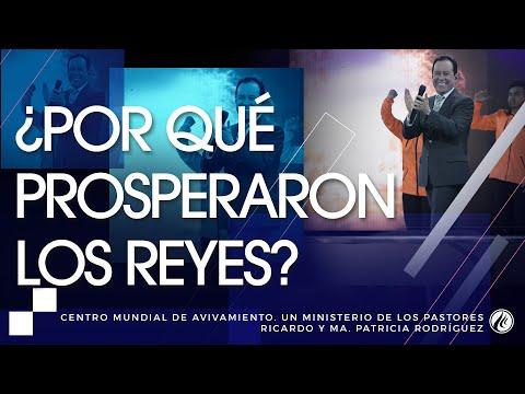 #181 ¿Por qué prosperaron los reyes? - Pastor Ricardo Rodríguez