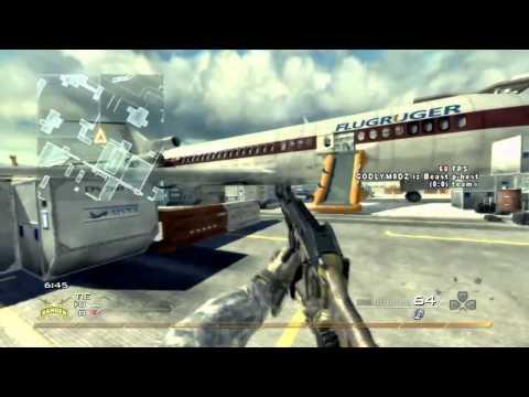 My Mw2 Challenge Lobby! PS3 HD
