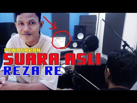 Suara Asli Reza Re '' Maafkanlah '' Versi Pop ( Reza Re ) Aremi Studio
