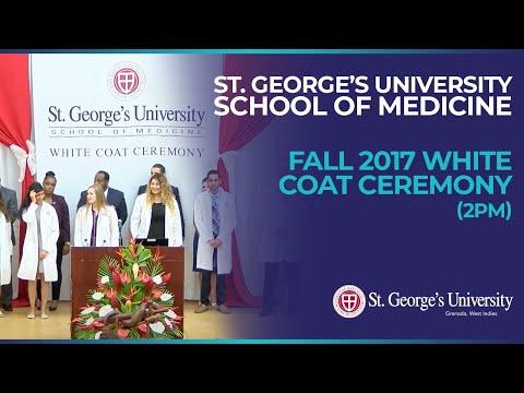 Fall 2017 School of Medicine White Coat Ceremony (2pm)