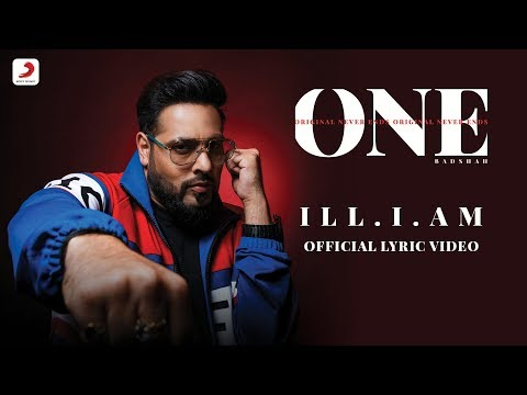 Badshah - ILL.I.AM | ONE Album | Lyrics Video