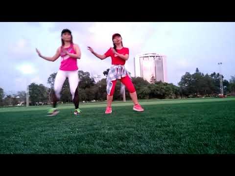 Panama dance at Yayasan Sabah