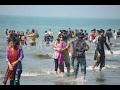 Laboni Beach, Cox's Bazar- The Longest Sea Beach in The World. Vedio HD