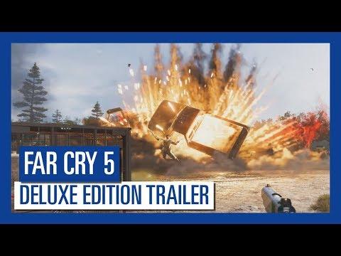 Far Cry 5 - Deluxe Edition Trailer thumbnail