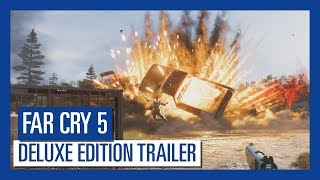 Far Cry 5 - Deluxe Edition Trailer