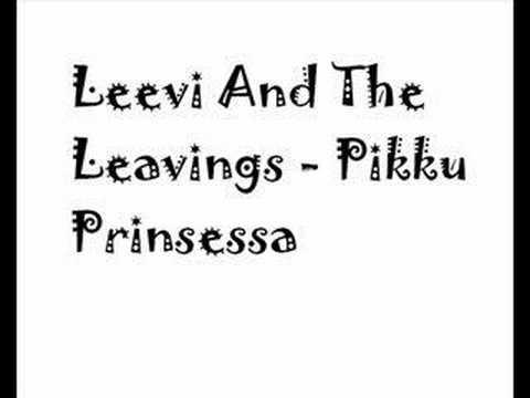 leevi-and-the-leavings-pikku-prinsessa-julius-omenapora