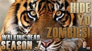 The Walking Dead Season 7 - Shiva and Ezekiel Coming?