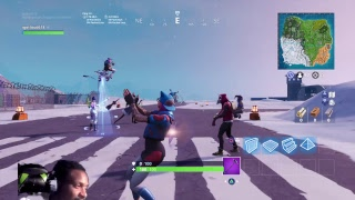@Kenjilla618 FORTNITE CrAzY TOP CAMPER S7 HYPE Battlepass Giveaway no cap