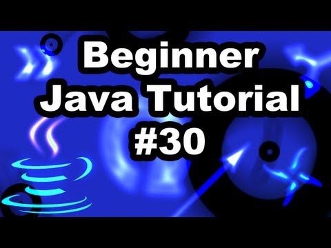 Learn Java Tutorial 1.30 - GUI Graphical User Interface JFrame