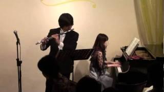 2010年9月 赤坂ライブハウス 室内楽演奏集団 Barca del Epoca (バルカ...
