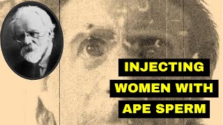 When Russia Attempted Human Ape Breeding