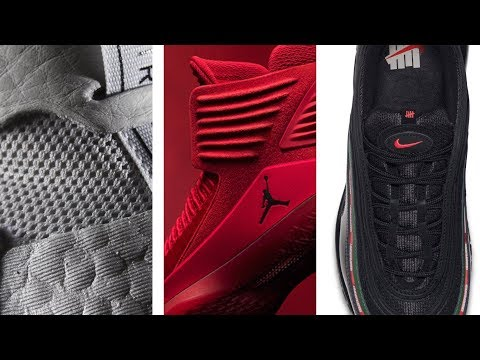 NEW adidas NMD XR1 Sneakers, UNDFTD x NIKE 97 JORDAN 32, PUMA Fierce and more on Heat Check
