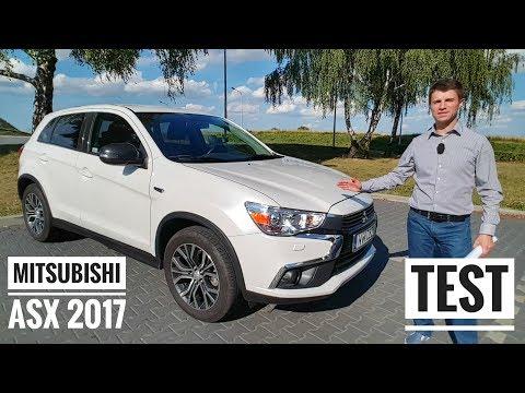 Mitsubishi ASX 2017 TEST Recenzja
