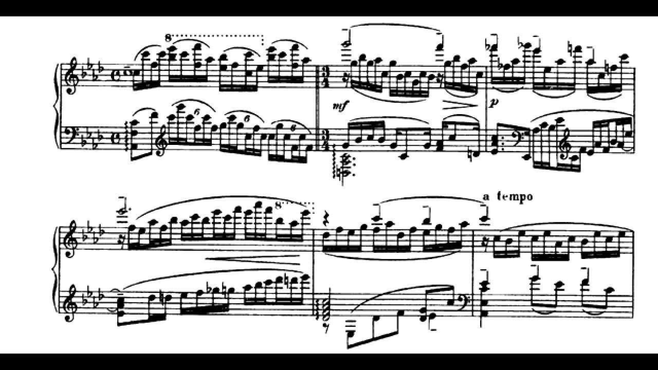 Sieben Klavierstücke, No. 5