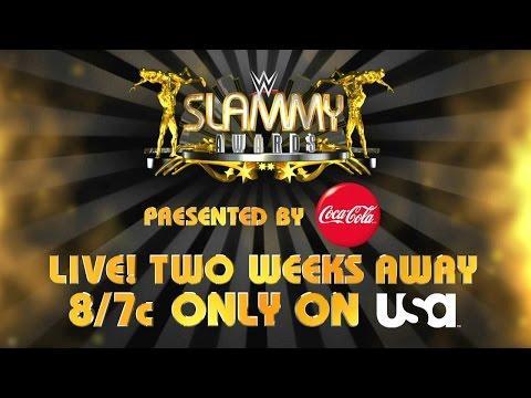 Die Slammy Awards 2015 – Präsentiert Von Coca Cola