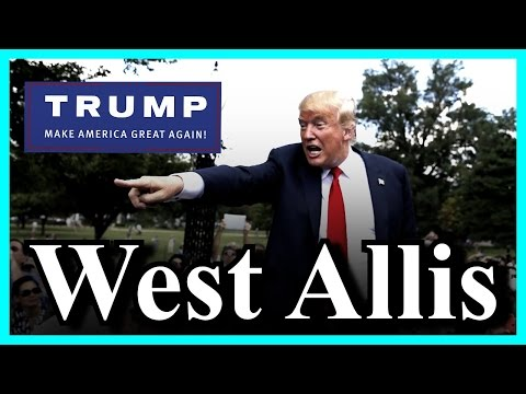 LIVE Donald Trump West Allis Wisconsin Town Hall FULL SPEECH (4-3-16) 7:00 PM CST ✔