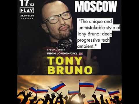 MOSCOW DJ TONY BRUNO MP3