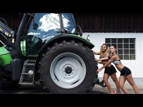 Amazing Engineering WorldWide World Amazing Modern Agriculture Equipment Mega Machines: Tractor, Ha