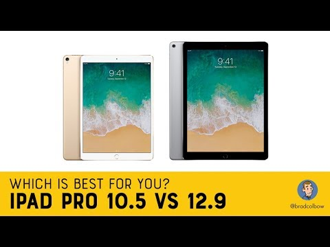 "iPad Pro 10.5"" vs 12.9"" Which is Better for Art?"