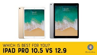 """iPad Pro 10.5"""" vs 12.9"""" Which is Better for Art?"""