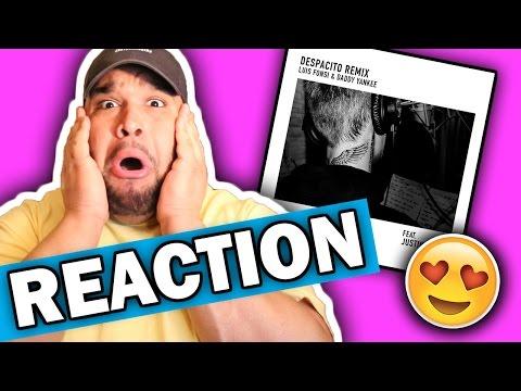 Luis Fonsi, Daddy Yankee - Despacito (REMIX) ft. Justin Bieber [REACTION]