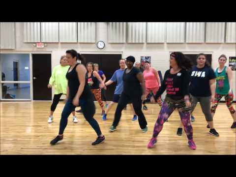 """""""Clap Your Hands"""" Easy Zumba Warm Up Routine"""