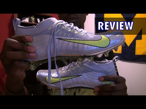 f5b733ef2de6 Nike Vapor Ultimate Football Cleat Review - Ep. 186 - YouTube