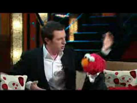 Rove talks to Elmo