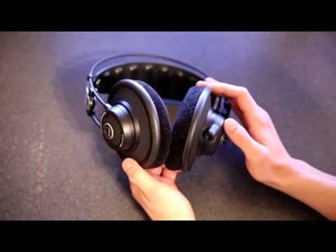 AKG Quincy Jones Q701 Review
