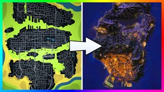 LIBERTY CITY IN GTA 5! - WAS THE LIBERTY CITY EXPANSION SCRAPPED AFTER NEW IMAGE REVEAL! (GTA 5)