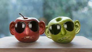 Два дебила – это сила, или Яблочный спецназ