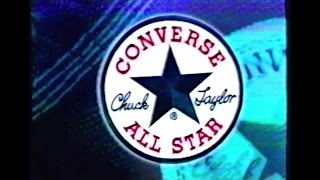 Реклама - Converse All Star 1999