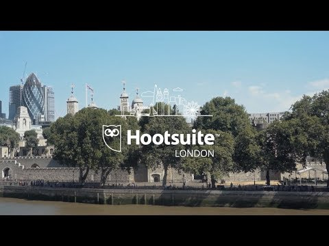A Look Inside Hootsuite's London Office