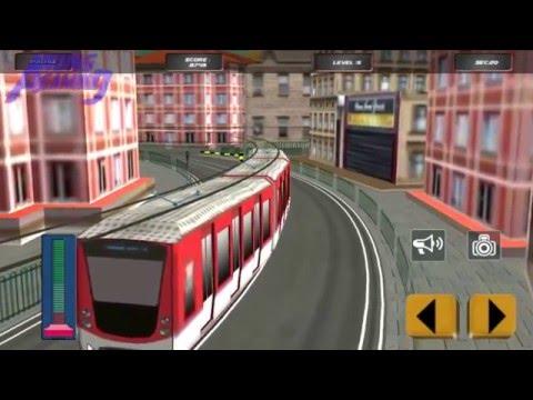 paris metro train simulator simulasi kereta di kota paris android game youtube. Black Bedroom Furniture Sets. Home Design Ideas