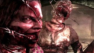 """THE EVIL WITHIN Gameplay """"Fight for Life"""""""