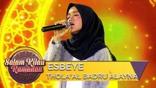 Download MERDU BANGET!! ESBEYE [THOLA'AL BADRU ALAYNA] - Salam Kilau Ramadhan (5/5) Mp3