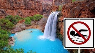 10 Lugares Donde Nunca Deberias Nadar Por Nada En El Mundo