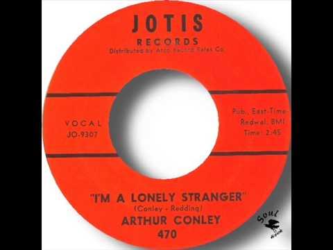 Arthur Conley  I'm A Lonely Stranger