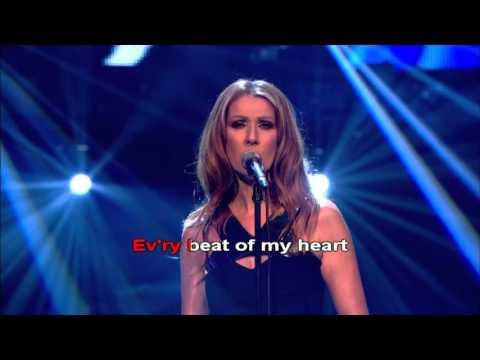 Celine Dion   If That 's What It Takes Lyric Karaoke