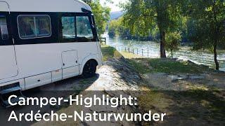 Excellent Place Camping Naturpark Ardéchois