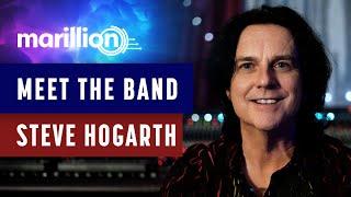 Marillion - Meet The Band 2021 - Steve Hogarth