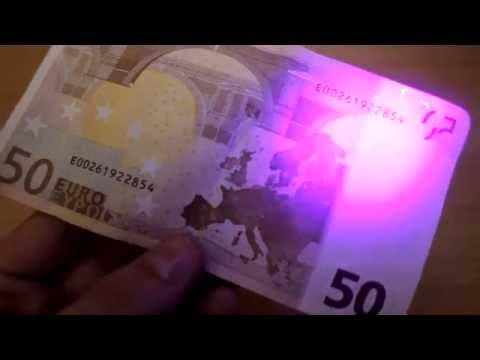 La Sécurité SECRÈTE des Billets de Banque !
