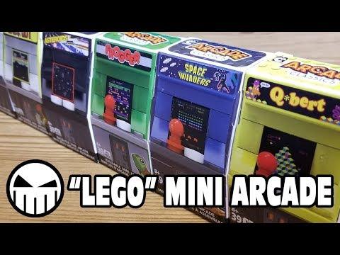 My Arcade Buildable Mini Arcade Classics