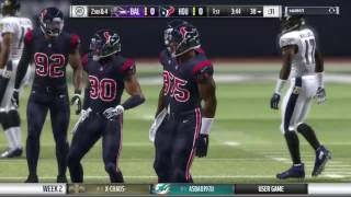 madden 17 playhouse league online cfm s2 ravens vs texans w2